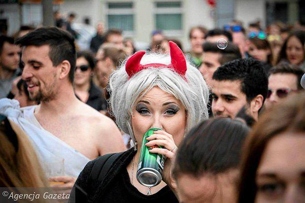 Juwenalia w stolicy rozpocznie tradycyjna parada