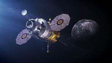 Potrzebne lądowniki, które zabiorą ludzi na Księżyc. NASA zwróciła się do sektora prywatnego
