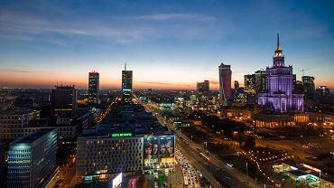 Warszawa - zdjęcie ilustracyjne