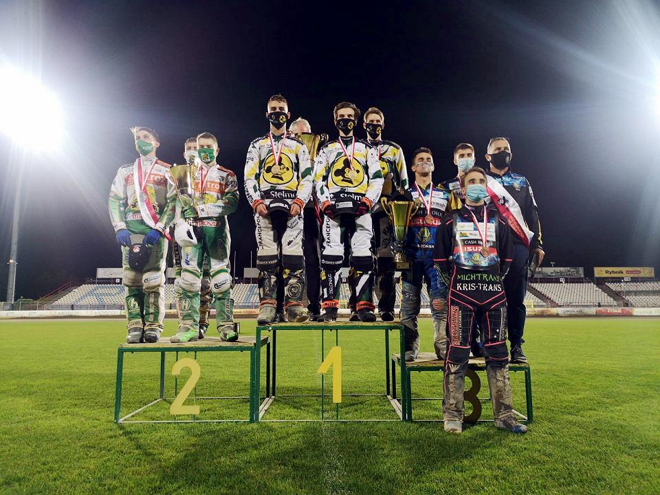 Medaliści MMPPK 2020 w Rybniku