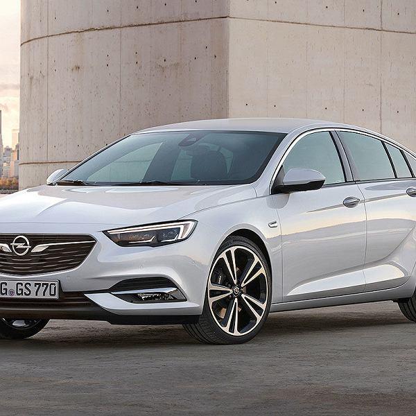 Nowy Opel Insignia