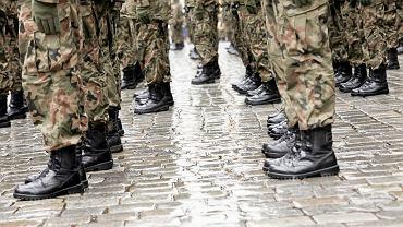 Żołnierze / zdjęcie ilustracyjne