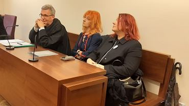 Lidia Słoniowska, Izabela Witowska i ich obrońca
