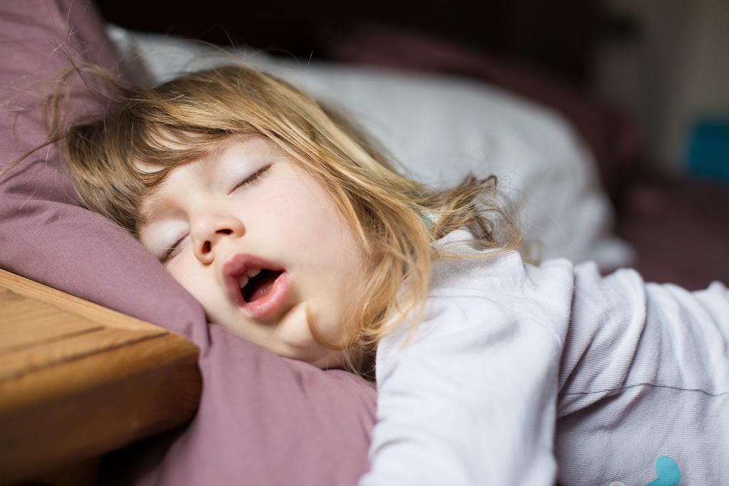 Chrapanie u dziecka - na co powinniśmy zwrócić uwagę?