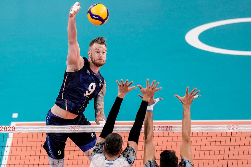 Reprezentacja Włoch odpadła w 1/4 finału turnieju olimpijskiego