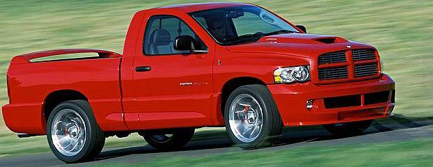 Dodge RAM SRT10