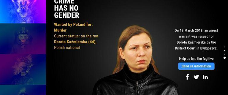 Polka na liście najbardziej poszukiwanych przestępczyń w całej UE