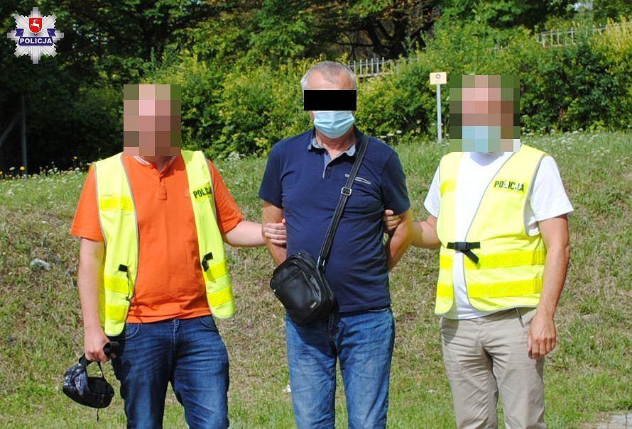 Śmiertelny wypadek na Lubelszczyźnie.