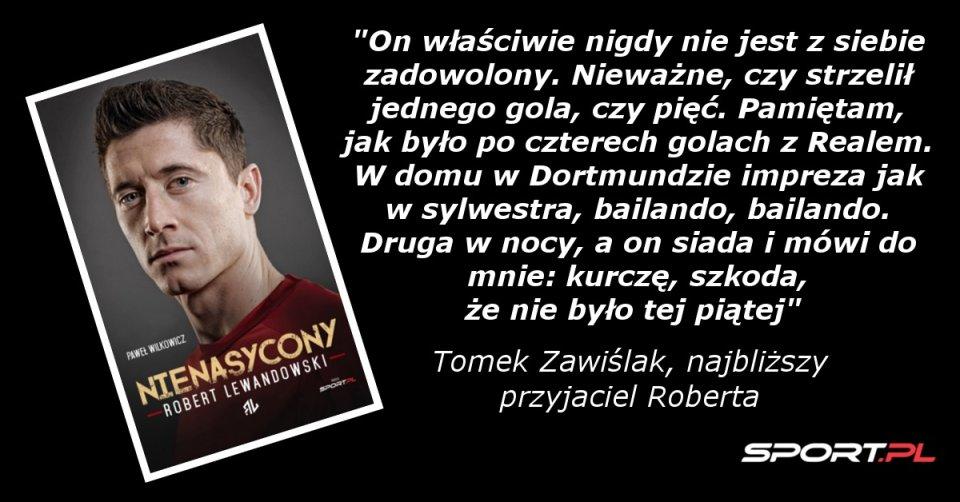Zdjęcie numer 14 w galerii - Lewandowski po strzeleniu czterech goli Realowi: Szkoda, że nie było piątej [CYTATY Z
