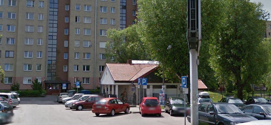Ujęcie wody przy ul. Korotyńskiego