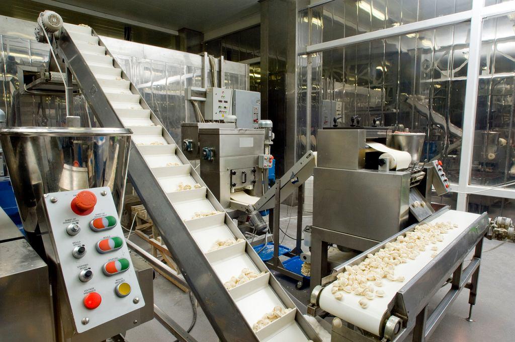fabryka makaronu