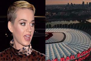 Katy Perry, Stadion Narodowy w Warszawie