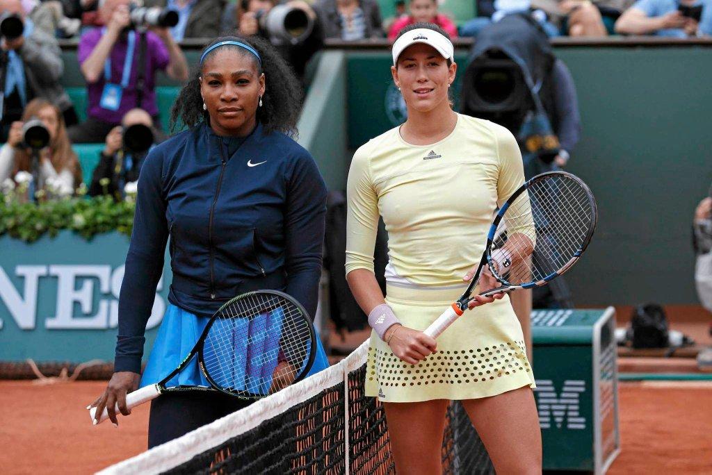 Serena Williams i Garbine Muguruza