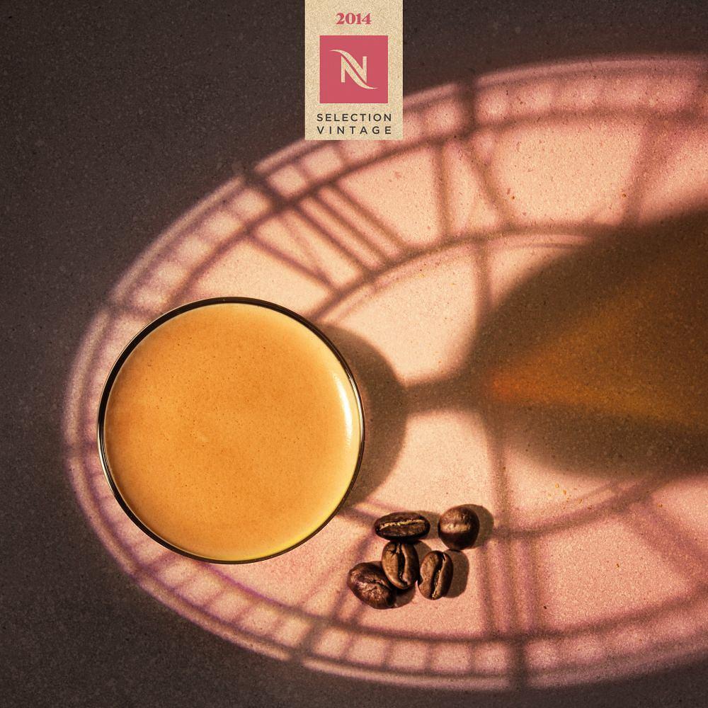 Nespresso Selection Vintage 2014 - kawa ukształtowana przez czas