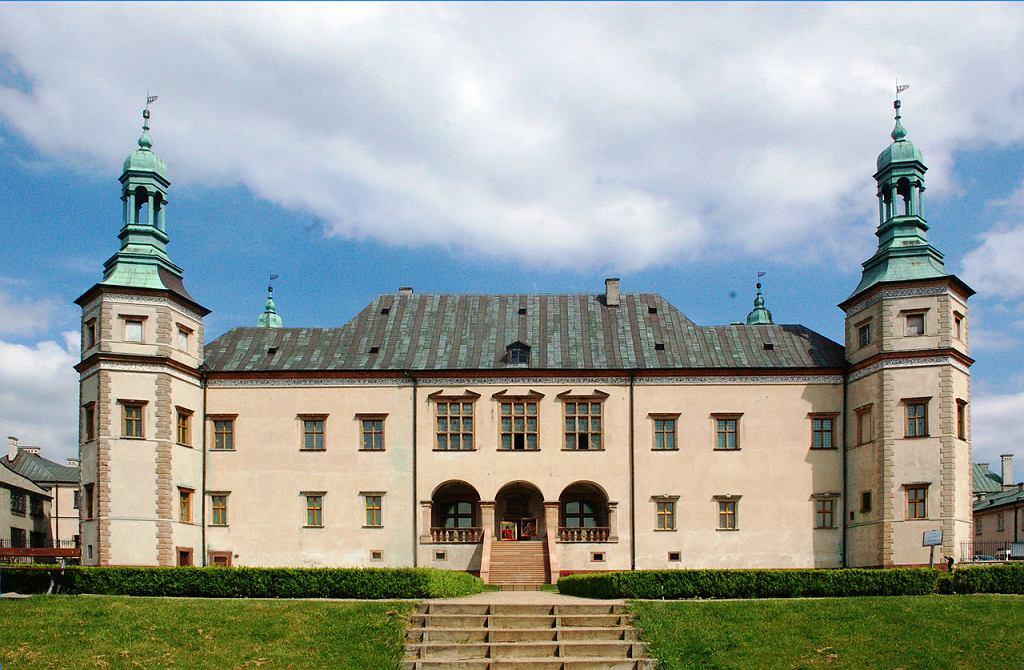 Pałac Biskupi w Kielcach / Wistula - Praca własna, CC BY 3.0.