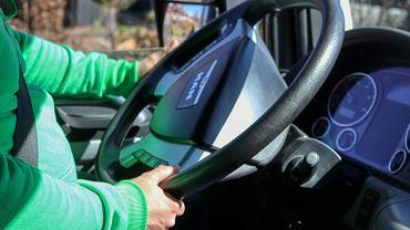 Nauka jazdy (zdjęcie ilustracyjne)