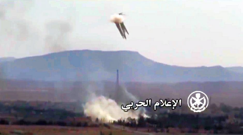 W katastrofie rosyjskiego śmigłowca w Syrii zginęło dwóch pilotów