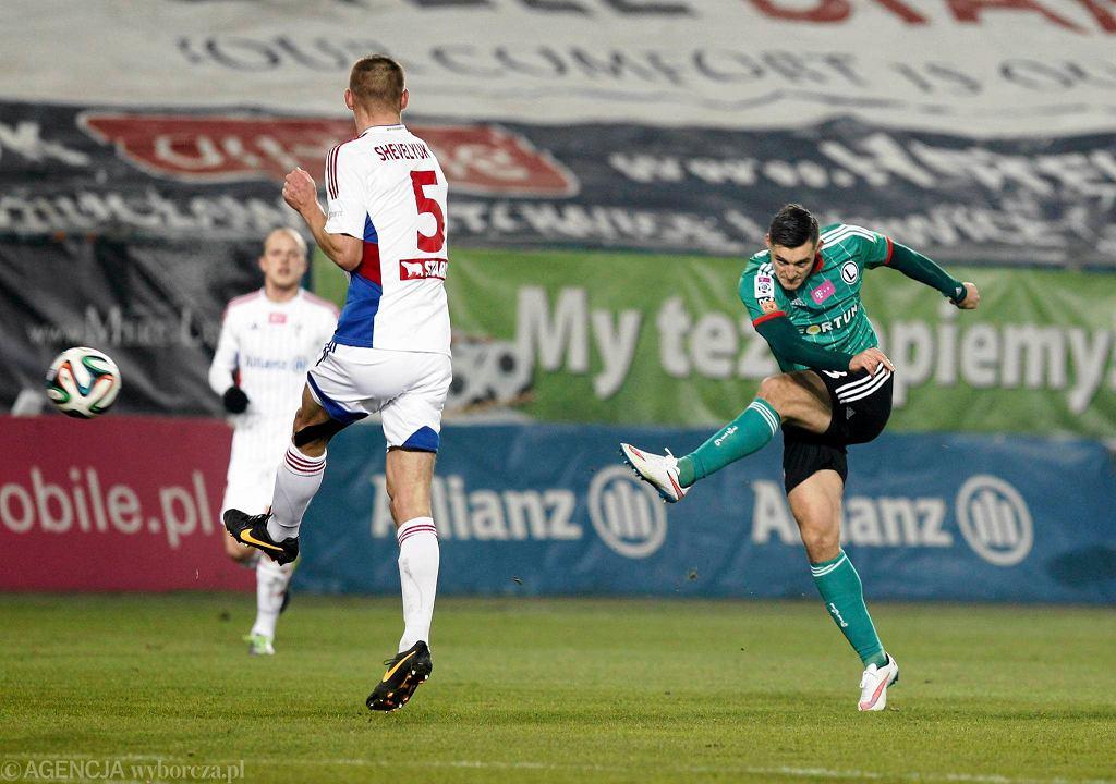 Zabrze. Górnik - Legia Warszawa 0:4