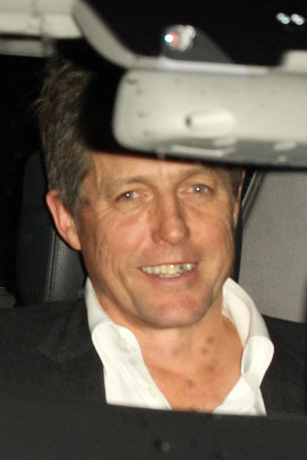?BAUER-GRIFFIN.COM FOR USA SALES: Contact Randy Bauer (310) 910-1113 bauergriffinsales@gmail.com FOR UK SALES: Contact Caroline 44 207 431 1598 MUST BYLINE: EROTEME.CO.UK Hugh Grant and Jemima Khan leave Gwyneth Paltrow's 40th birthday party at The River Caf? in London. They both left in the same vehicle. Picture shows: Hugh Grant NON-EXCLUSIVE October 04, 2012 Job: 121004UU1 London, UK www.bauergriffin.com www.bauergriffinonline.com