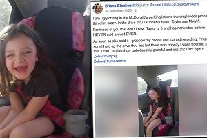 Przez 5 lat czekała na pierwsze słowo autystycznej córki. Udało się uwiecznić je na filmie