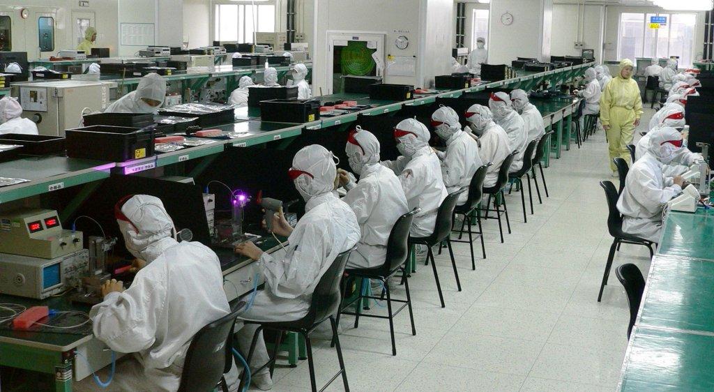Fabryka Foxconn