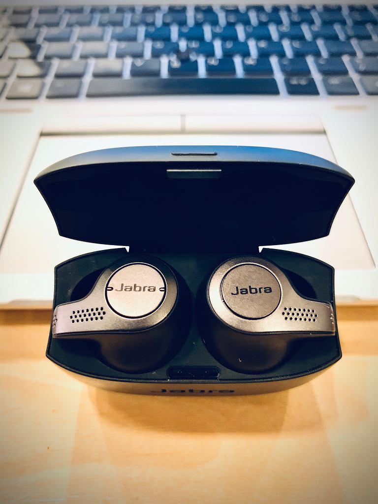 Słuchawki Jabra Evolve 65t Titanium
