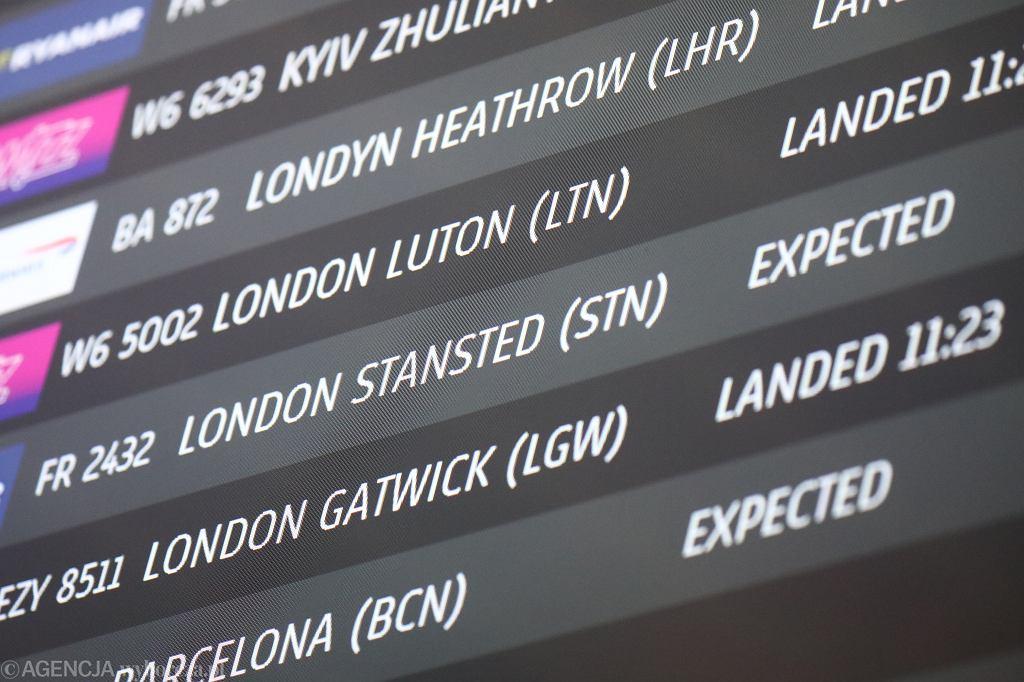 Wielka Brytania. Zmieniają się zasady wjazdu do kraju (zdjęcie ilustracyjne)