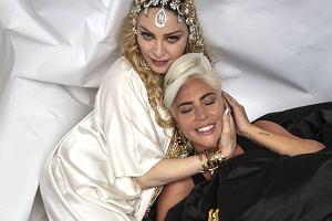 Madonna i Lady Gaga