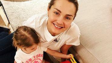 Małgorzata Socha o macierzyństwie. 'Cieszę się, że nie przespałam ważnych momentów w życiu'