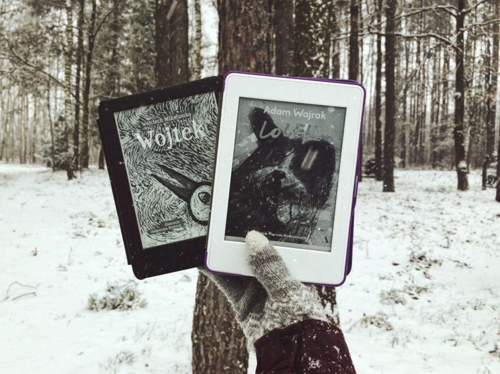 Książki 'Wojtek' i 'Lolek' w formie e-booków