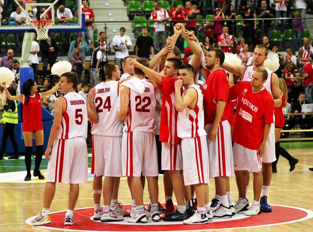 El. Eurobasket 2013. Polska - Szwajcaria