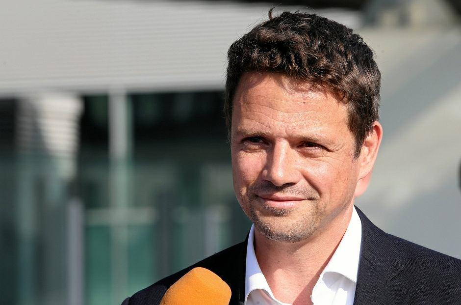 Rafał Trzaskowski, kandydat PO na prezydenta stolicy