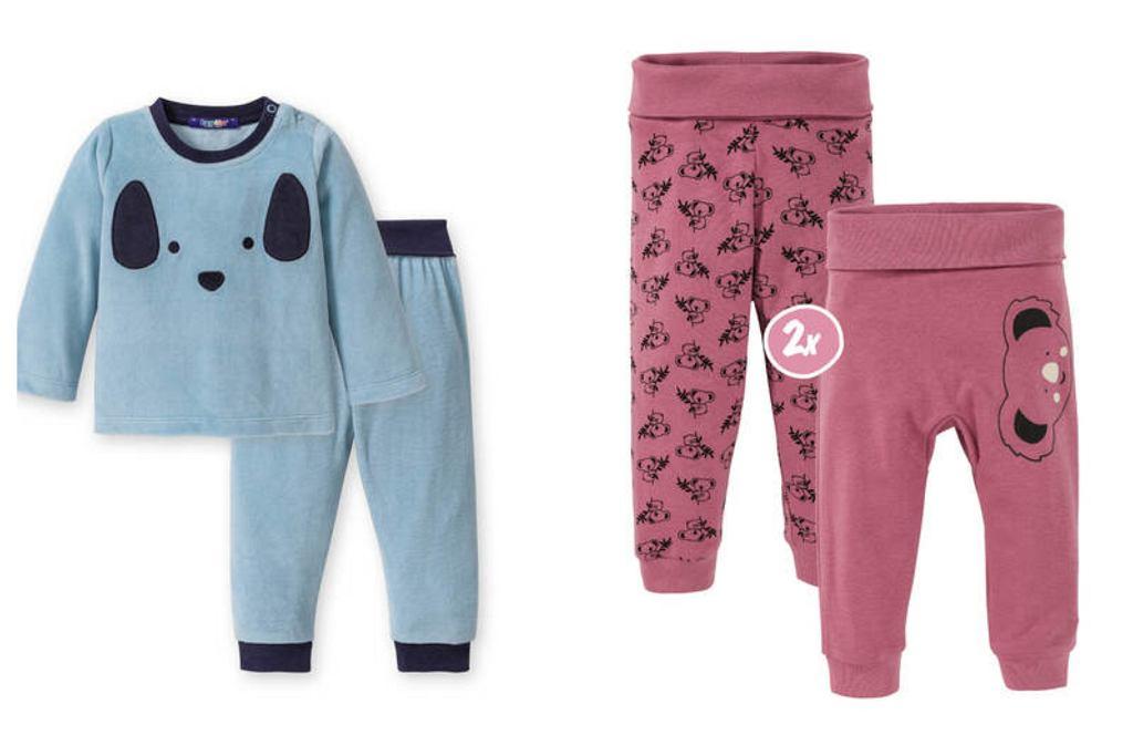 Ubranka dla dzieci w Lidlu