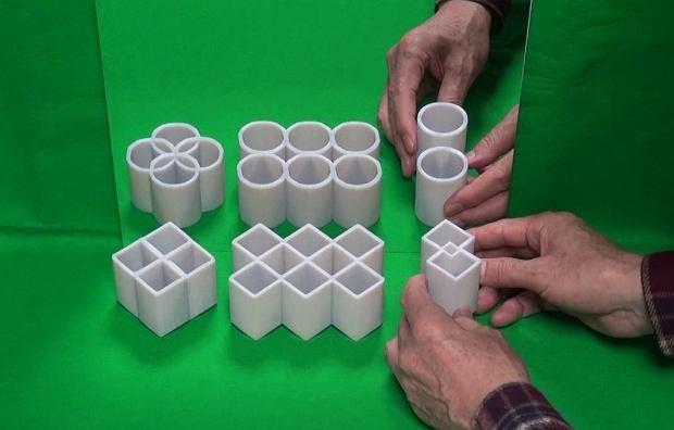 Niesamowita iluzja, której autorem jest Kokichi Sugihara