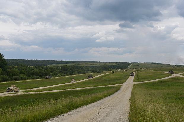 Obecnie Amerykanie mają swoje największe europejskie bazy na terenie Niemiec, głównie w Bawarii i położonego w niej poligonu Grafenwoehr. Istniejąca tam infrastruktura powstała od końca II wojny światowej i jest warta wiele miliardów dolarów
