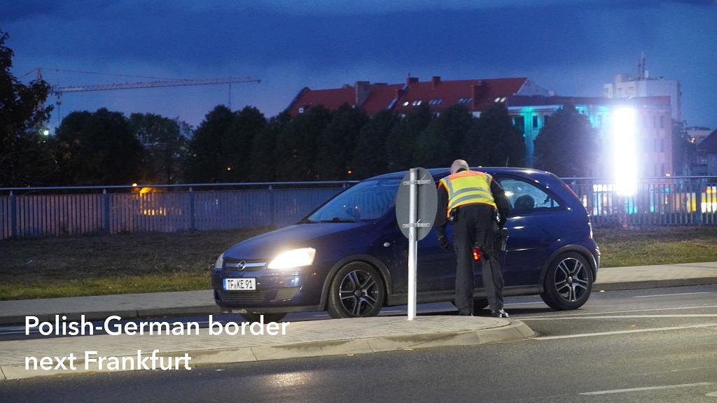Niemcy i dalej Zachodnia Europa to koniec długiej i niebezpiecznej drogi