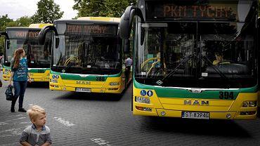 Autobusy PKM Tychy