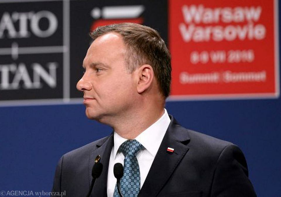 Pierwszy dzień szczytu NATO w Warszawie