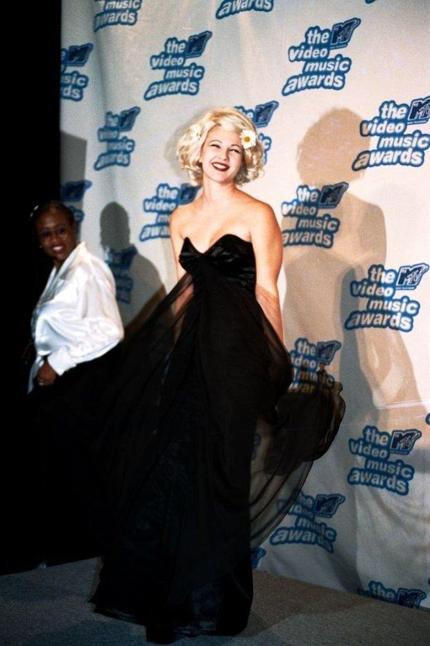 Drew Barrymore w 1995 roku