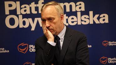 Wybory prezydenckie 2020. Senator Bogdan Zdrojewski