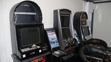 Kontener z automatami