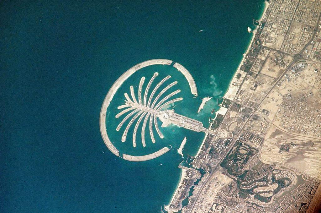 Palma w Dubaju symbolem krachu na rynku nieruchomości