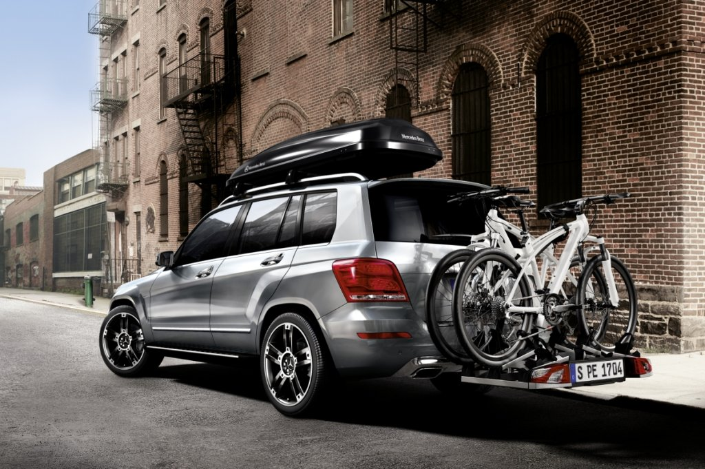 Zdejmij bagażnik dachowy i rowerowy, jeśli ich nie używasz