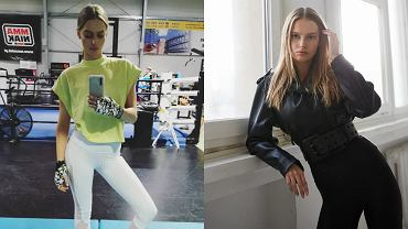 Karolina Pisarek - trening