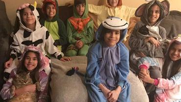 Nadya Suleman chętnie publikuje na Instagramie zdjęcia swoich dzieci.