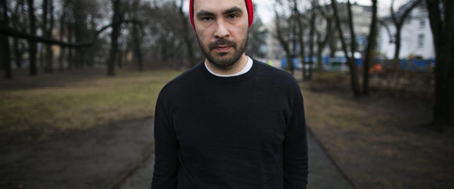 Jakub Żulczyk (fot. Agata Grzybowska / Agencja Gazeta)