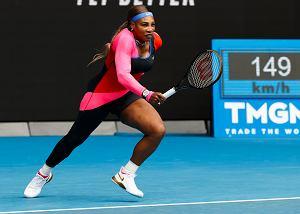 Strój Sereny Williams na Australian Open