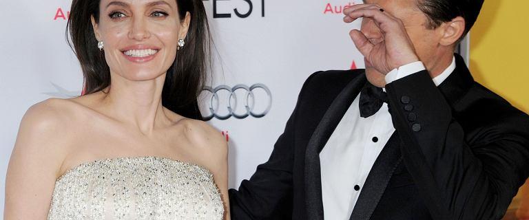 Angelina Jolie Brad Pitt są już po rozwodzie. Nadal będą jednak spotykać się w sądzie