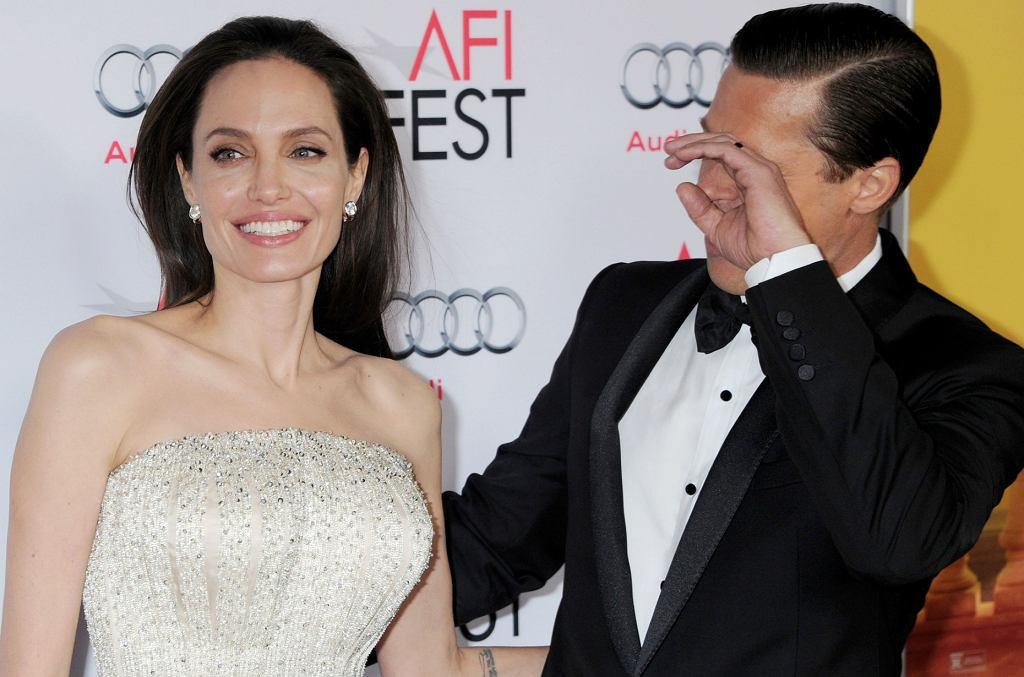 Angelina Jolie i Pitt