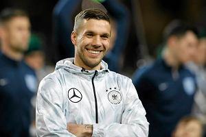 Fantastyczny debiut Lukasa Podolskiego w Japonii